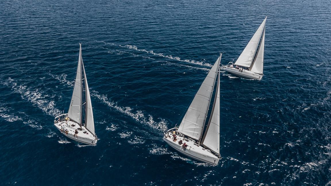 Sail Faster  •「Spinaker master class」•  Jezera